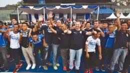 Launching Persib 2016